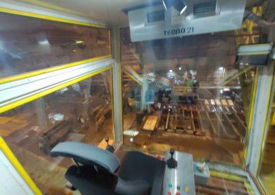 Diseño, fabricación y montaje de cabina de puente grúa 75 TN 2