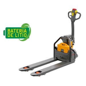 Zorra Semi eléctrica con Batería de Litio 1,5tn